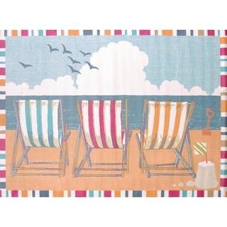 Islander Gulf Chairs Area Rug (5'3 x 7'2)