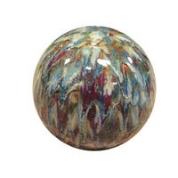 10 Inch Ceramic Gazing Globe