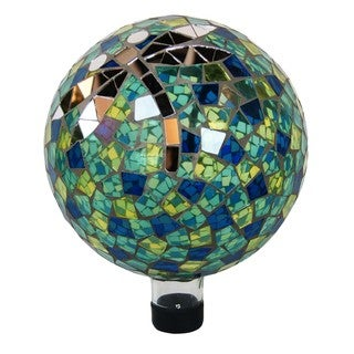 10-inch Gazing Globe with Dragonfly