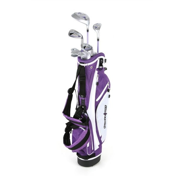 PowerBilt Junior Girls' Ages 9-12 Lavender Series Set RH