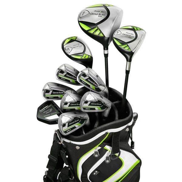 Powerbilt Grand Slam GS2 Mens Packaged Golf Set
