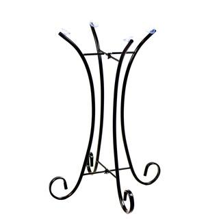 25-inch Black Metal Stand https://ak1.ostkcdn.com/images/products/11689432/P18615153.jpg?impolicy=medium