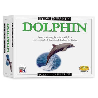 Eyewitness Dolphin Casting Kit