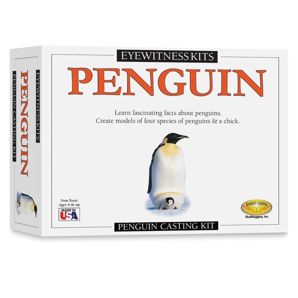 Eyewitness Penguin Casting Kit