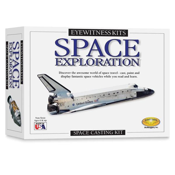 Eyewitness Space Casting Kit