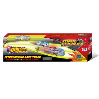 Max Traxxx 16 Foot Dual Racer Set
