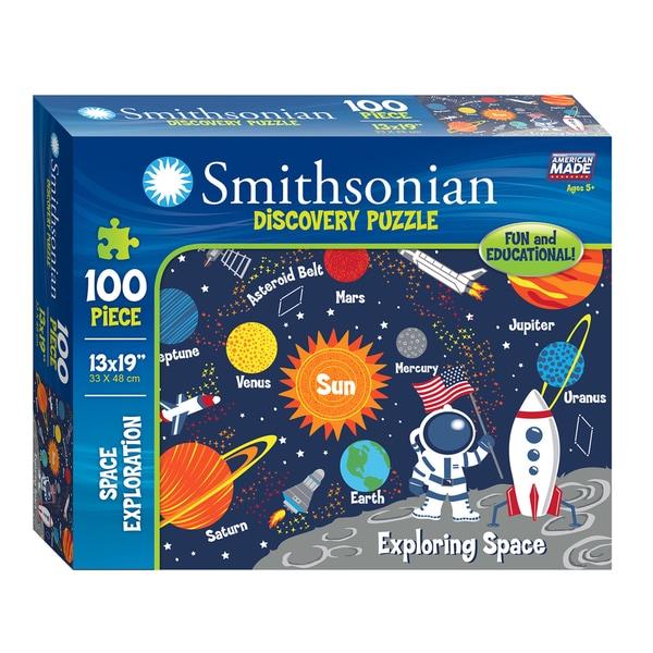 Space Exploration Smithsonian Puzzle