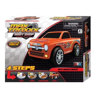 Max Traxxx Body Shop Custom Truck Casting Kit
