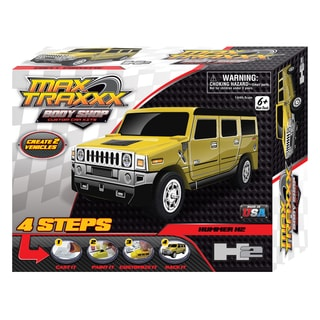 Max Traxxx Body Shop Hummer H2 Casting Kit