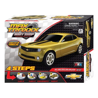 Max Traxxx Body Shop Camaro Casting Kit