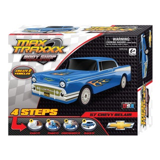 Max Traxxx Body Shop 57 Chevy Casting Kit