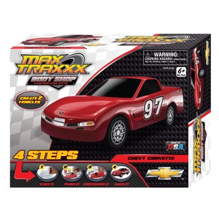 Max Traxxx Body Shop Corvette Casting Kit