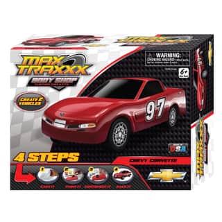Max Traxxx Body Shop Corvette Casting Kit|https://ak1.ostkcdn.com/images/products/11689677/P18615356.jpg?impolicy=medium