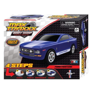 Max Traxxx Body Shop Mustang Casting Kit
