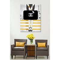 BY Jodi 'Runaway With Me 2' Giclee Print Canvas Wall Art
