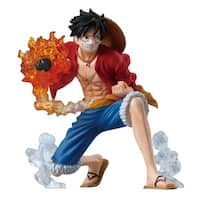 One Piece Three Brothers of Flame Action Figure