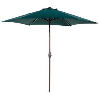 Abba Patio Market Outdoor Aluminum Tilt and Crank Patio Umbrella (9 Feet)