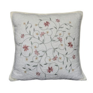 Nostalgia Home Amber Square Decorative Throw Pillow