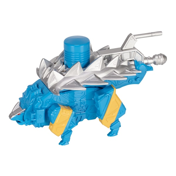 Power Rangers Dino Super Charge Zord with Charger