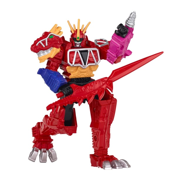 Overstock Toys For Boys : Power rangers dino super charge action figure free