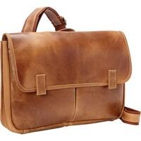 179cf047c694 LeDonne Koa Cafe Distressed Leather Messenger Bag - Free Shipping ...