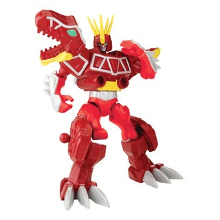 Mix N Morph Dino Charge Action Figure