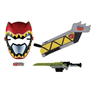 Power Rangers Dino Super Charge Hero Set