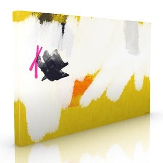 Maxwell Dickson 'Washing' Modern Canvas Wall Art