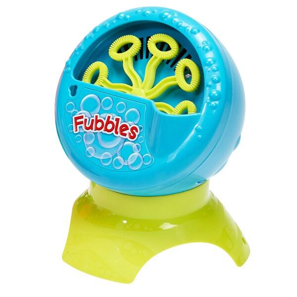 Little Kids Fubbles Bubble Blastin Machine