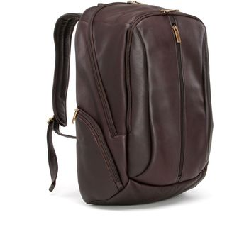 LeDonne Leather 17-inch Laptop Backpack