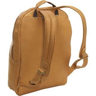 LeDonne Leather 15.4-inch Laptop Backpack
