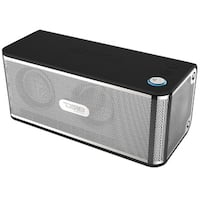 DS18 STREAM Water Resistant Portable Wireless Bluetooth Speaker with Built-In Microphone