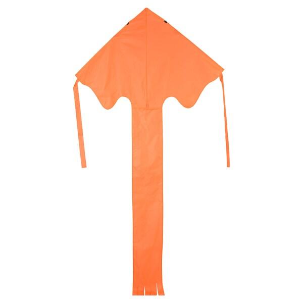 Neon Orange Super Flier Kite