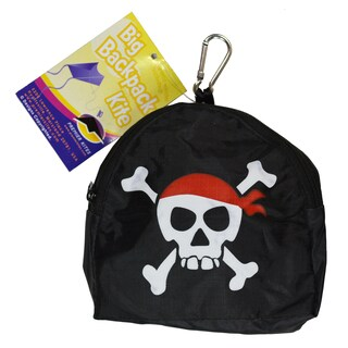 Big Back Pack Sled Kite, Pirate