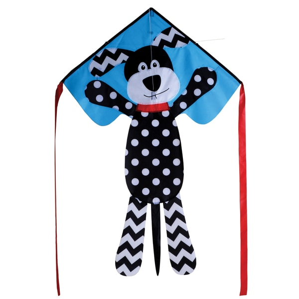 Pattern Puppy Regular Easy Flyer Kite