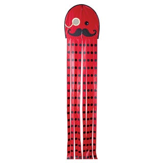 Moustache Squeaky Kite