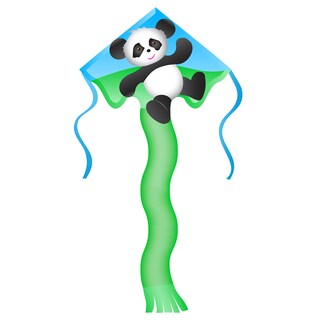 Panda Super Flier Kite