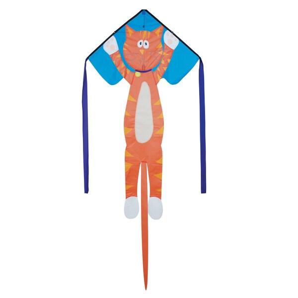 Googly Kitty Regular Easy Flyer Kite