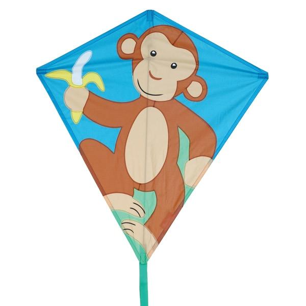 Monkey 30-inch Diamond Kite