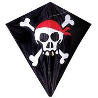 30-inch Skull and Crossbones Diamond Kite