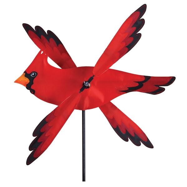 17-inch Cardinal Whirligig