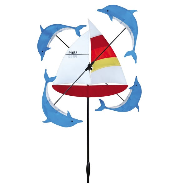 13-inch Sailboat Whirligig