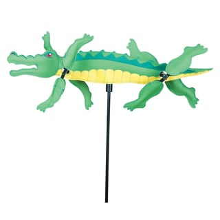 21-inch Alligator Whirligig