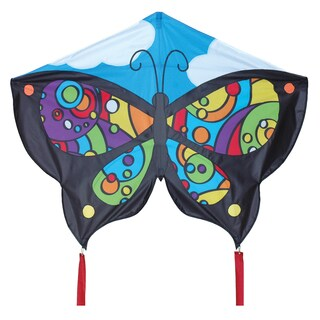 Rb Orbit Butterfly Kite
