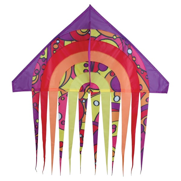 56-inch Warm Orb Stream Delta Kite