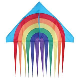 56-inch Rainbow Stream Delta Kite