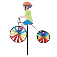19-inch Boy Tricycle Spinner