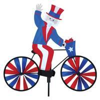 20-inch Uncle Sam Bike Spinner