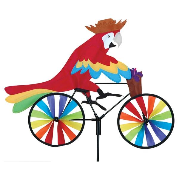 20-inch Parrot Bike Spinner