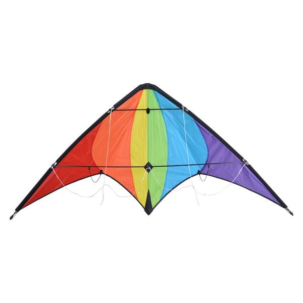 Rainbow Falcon Kite